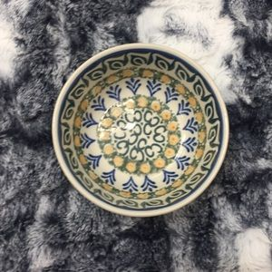 Beautiful Small Catchall Antique Bowl